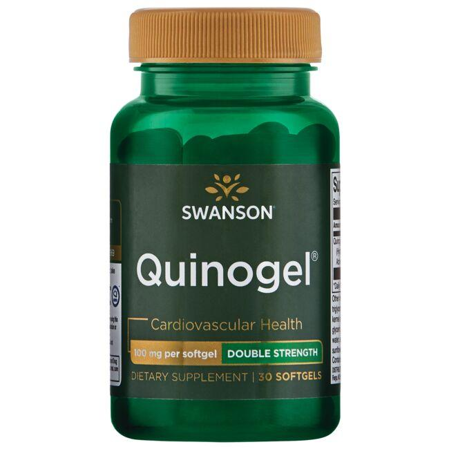 Swanson Ultra Quinogel - Double Strength