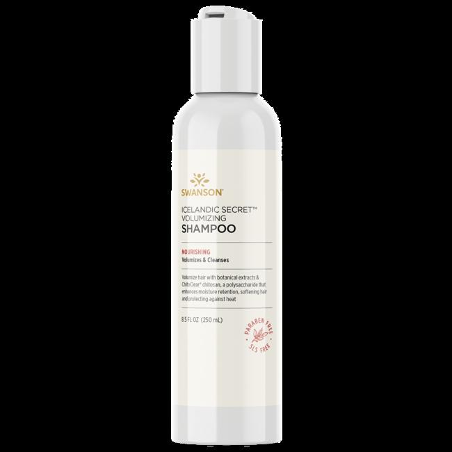 Swanson UltraIcelandic Secret Volumizing Shampoo with ChitoClear