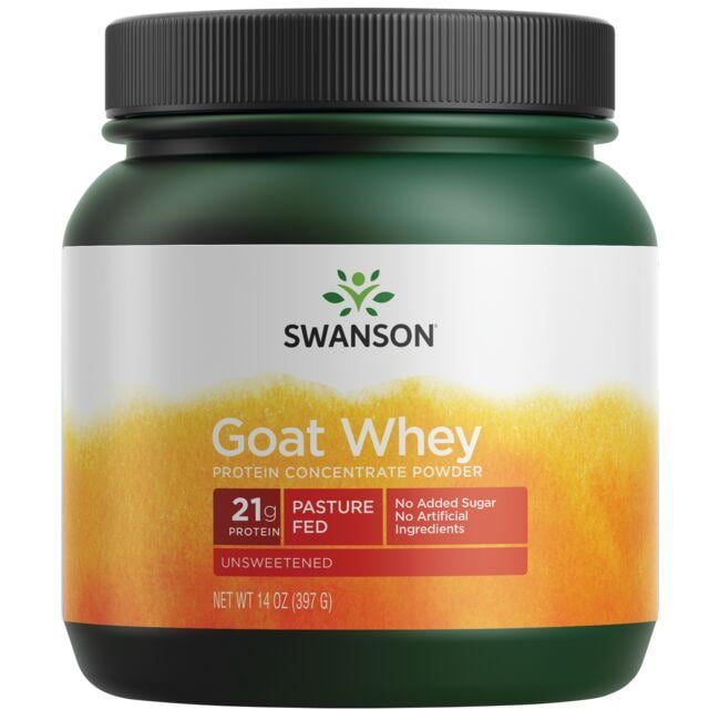 Swanson Ultra Goat Whey Protein Concentrate