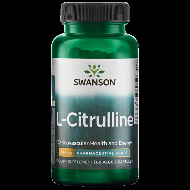 Swanson UltraPharmaceutical Grade L-Citrulline