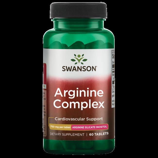 Swanson UltraNitrosigine Inositol Stabilized Arginine Silicate