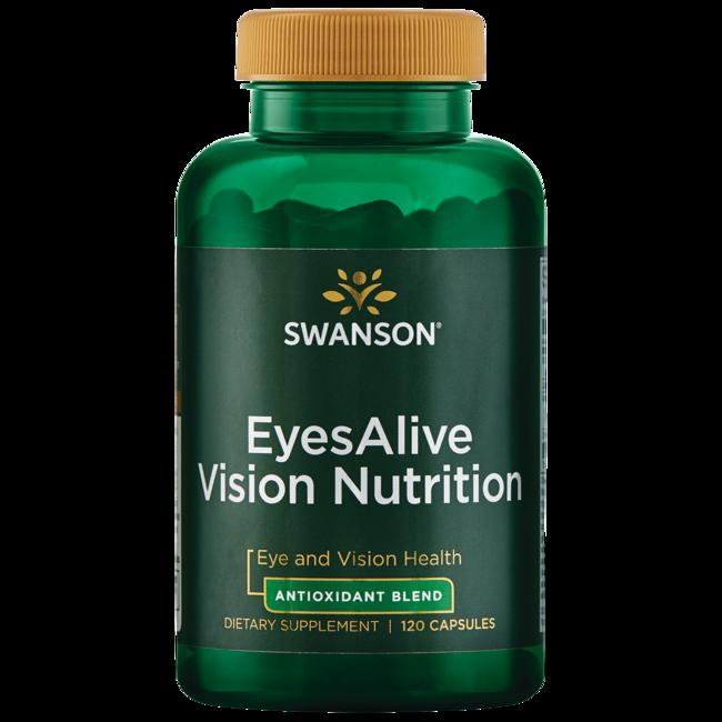 Swanson Ultra EyesAlive Vision Nutrition