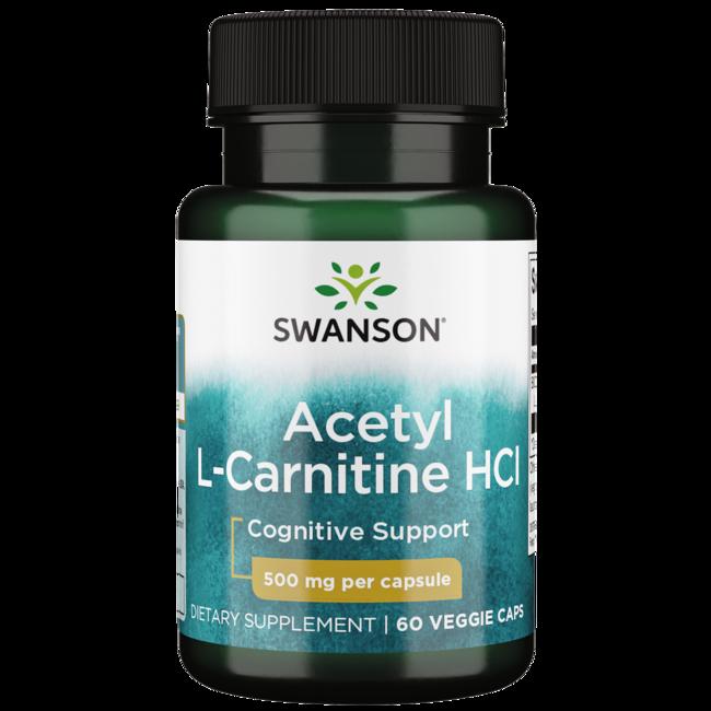 Swanson acetyl l carnitine