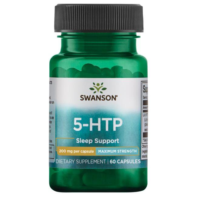Swanson Ultra 5-HTP - Maximum Strength