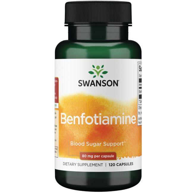 Swanson UltraBenfotiamine