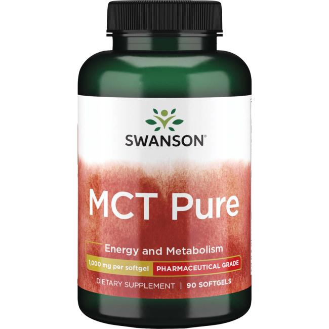 Swanson Ultra MCT Pure - Pharmaceutical Grade