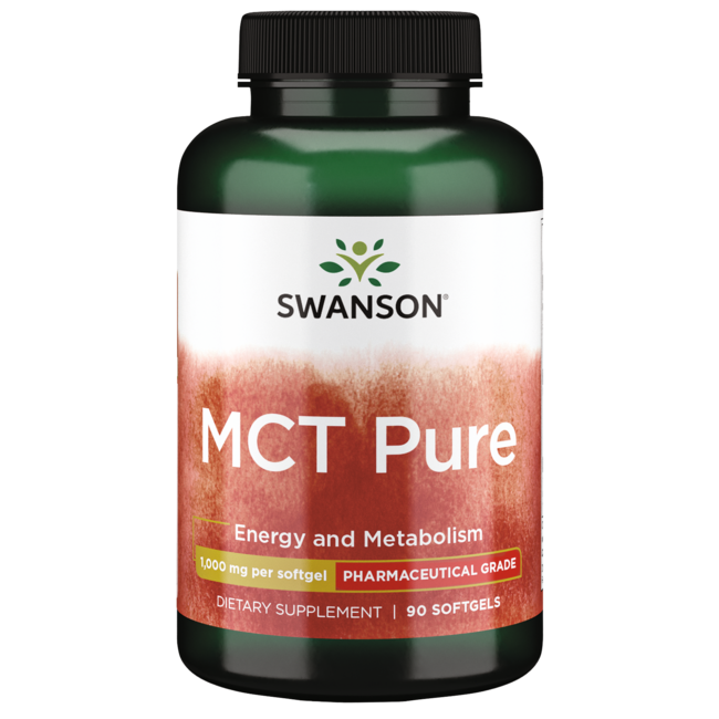 Swanson UltraPharmaceutical Grade MCT Pure