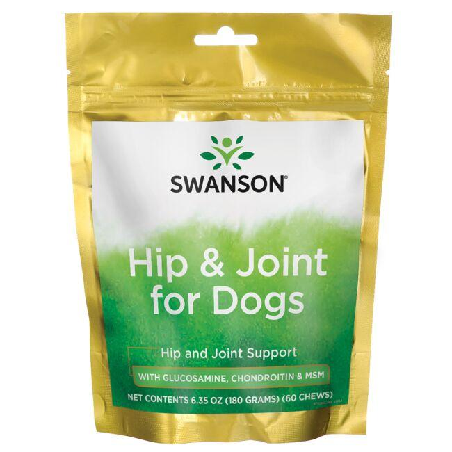 Swanson Pet Nutrition Hip & Joint for Dogs