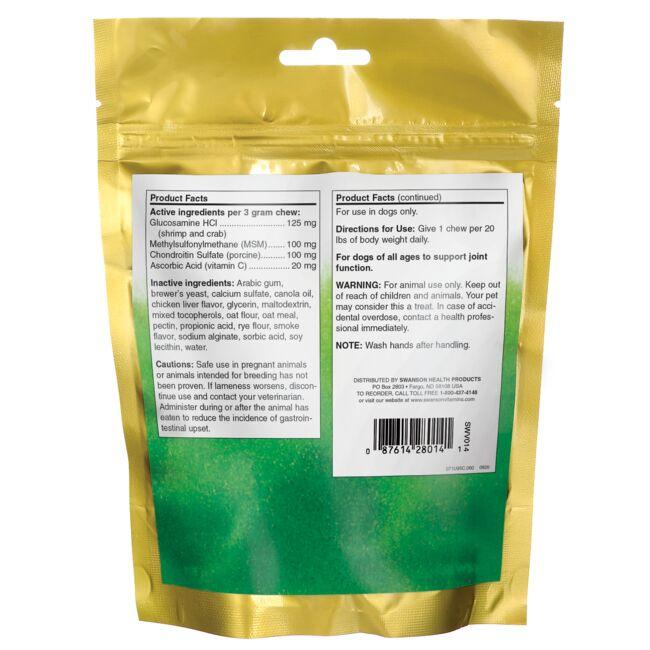 Swanson Pet NutritionHip & Joint for Dogs Close Up