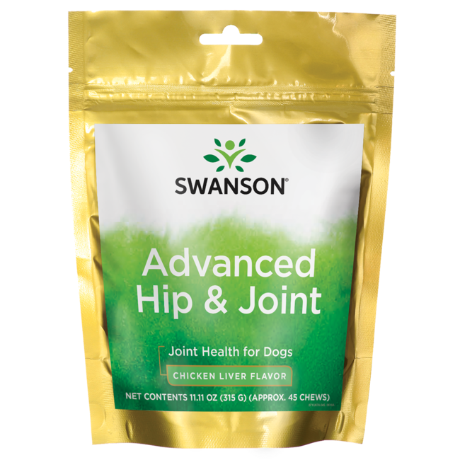 Swanson Pet NutritionAdvanced Hip & Joint for Dogs