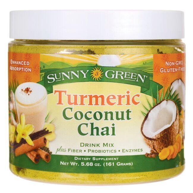 Sunny GreenTurmeric Coconut Chai