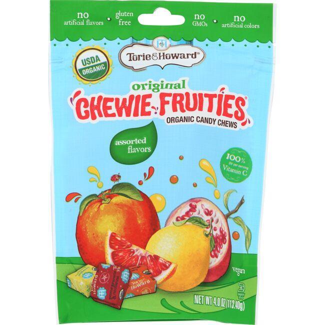 Torie & HowardOriginal Chewie Fruities - Assorted Flavors