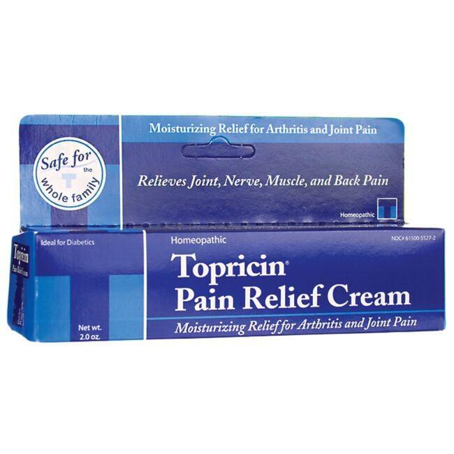 TopricinPain Relief Cream