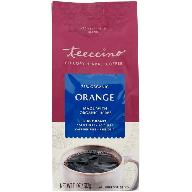 Teeccino Herbal Coffee Alternative - Orange