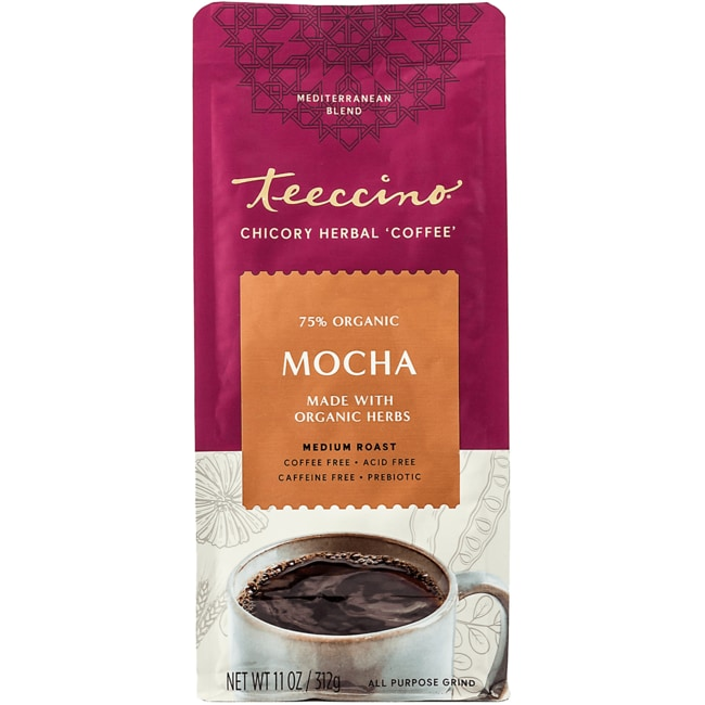 TeeccinoMediterranean Herbal Coffee - Mocha