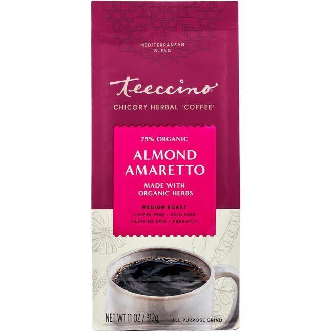 TeeccinoChicory Herbal 'Coffee' - Almond Amaretto