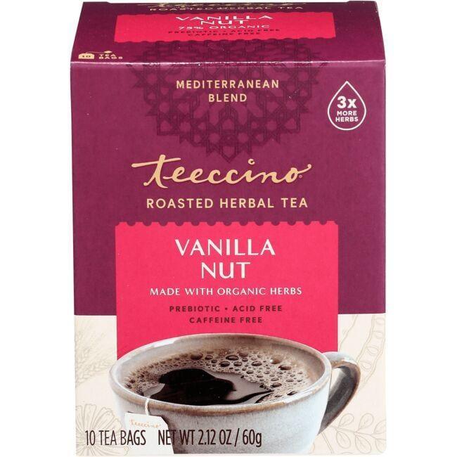 TeeccinoRoasted Herbal Tea - Vanilla Nut