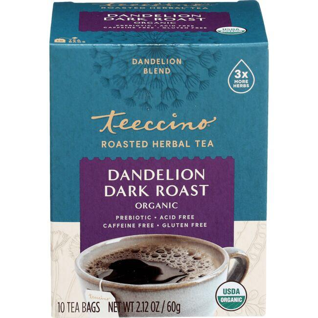 TeeccinoChicory Herbal Tea - Dandelion