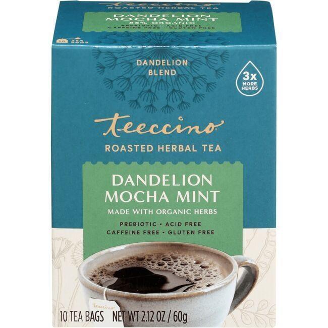 TeeccinoRoasted Herbal Tea - Dandelion Mocha Mint