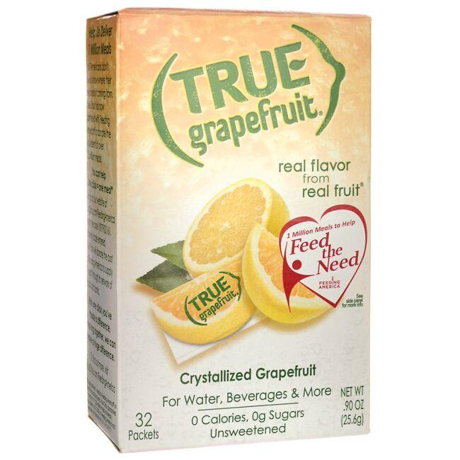 True Citrus True Grapefruit