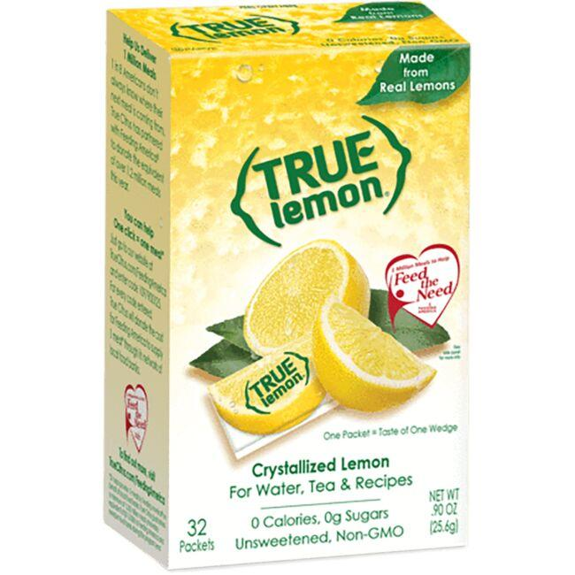 True Citrus True Lemon