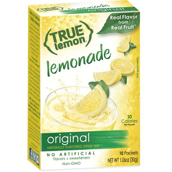True CitrusTrue Lemon Original Lemonade