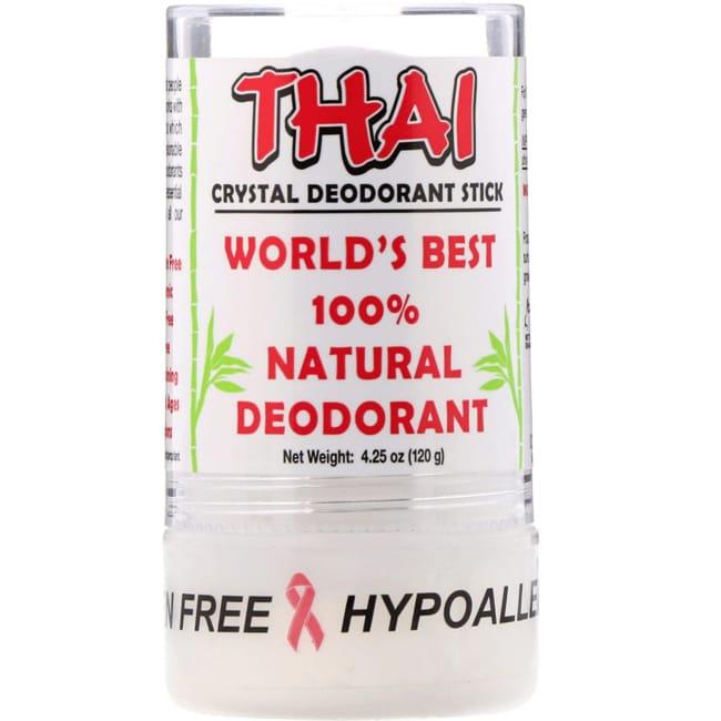 Thai Deodorant StoneThai Crystal Deodorant Stone