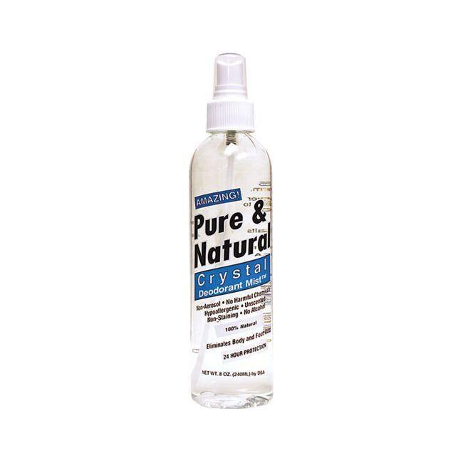 Thai Deodorant StonePure & Natural Crystal Deodorant Mist