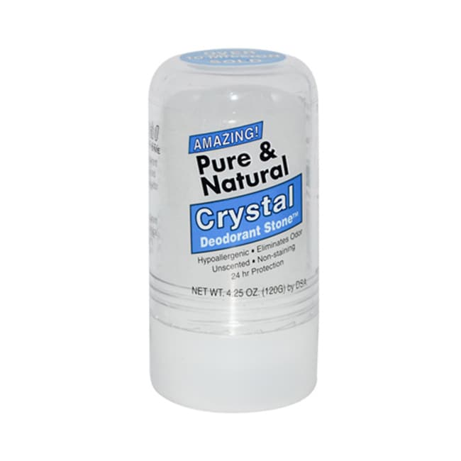 Thai Deodorant StonePure & Natural Crystal Deodorant Stone