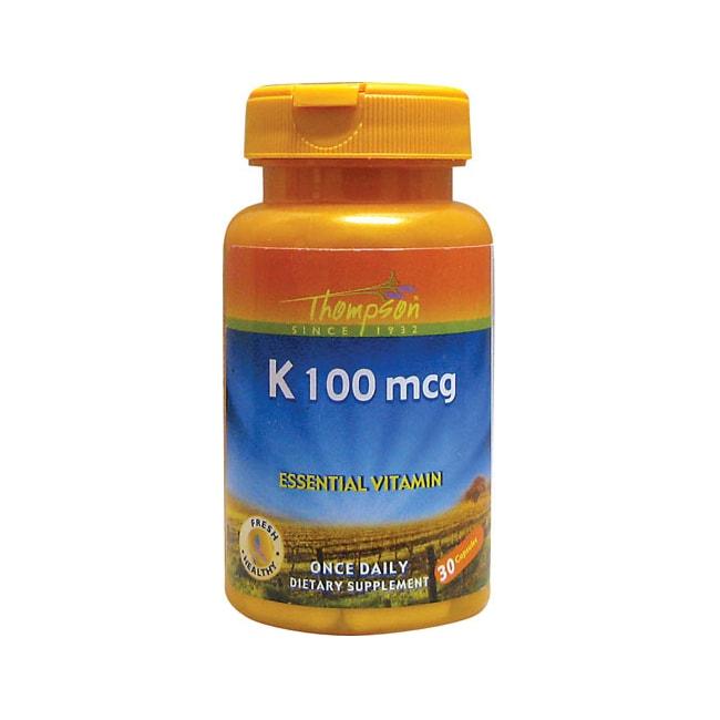 Thompson Vitamin K