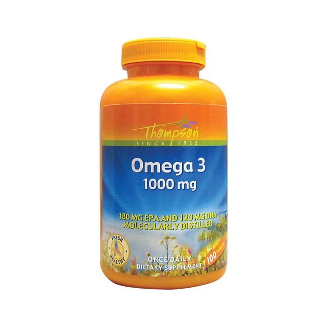 Thompson Omega 3