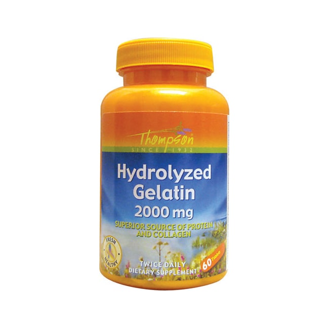 ThompsonHydrolyzed Gelatin