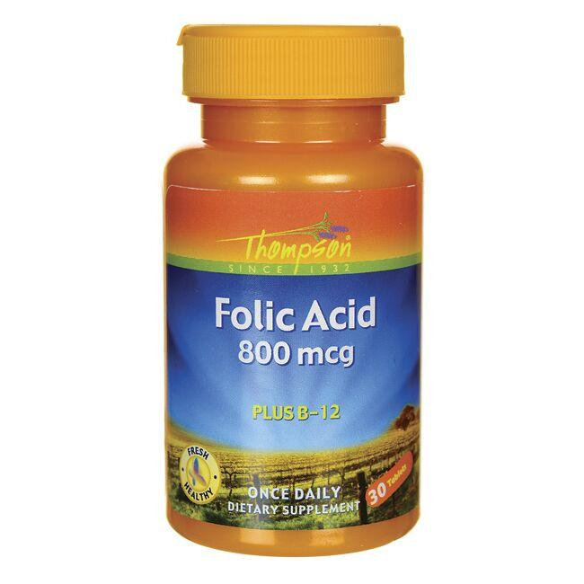 Thompson Folic Acid