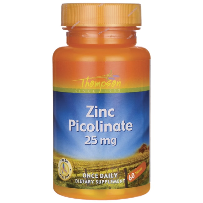 ThompsonZinc Picolinate