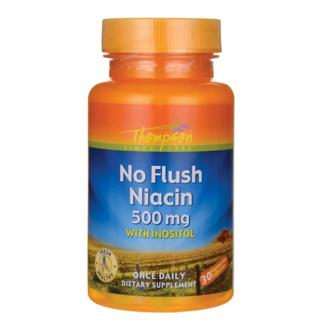 ThompsonNo Flush Niacin