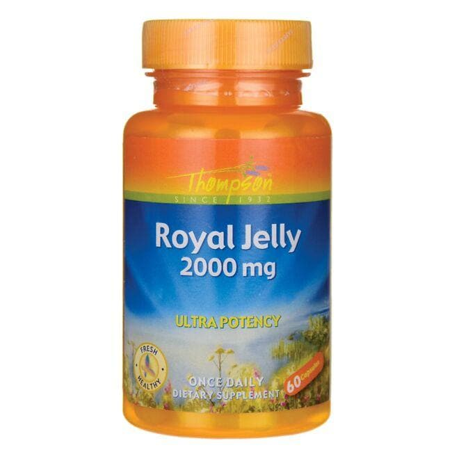 ThompsonRoyal Jelly