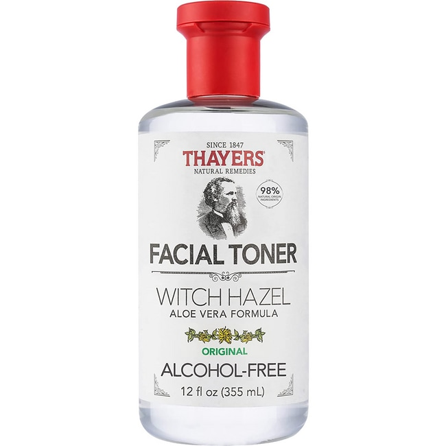 Thayers Natural Remedies Original Witch Hazel with Aloe Vera