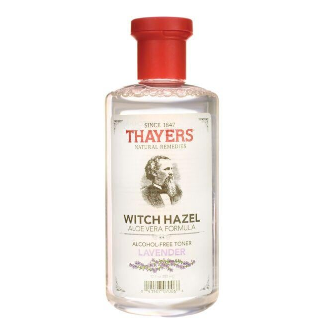 Thayers Natural Remedies Witch Hazel Lavendar - Alcohol Free