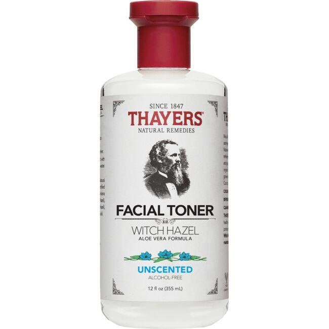 Thayers Natural RemediesWitch Hazel Unscented - Alcohol Free