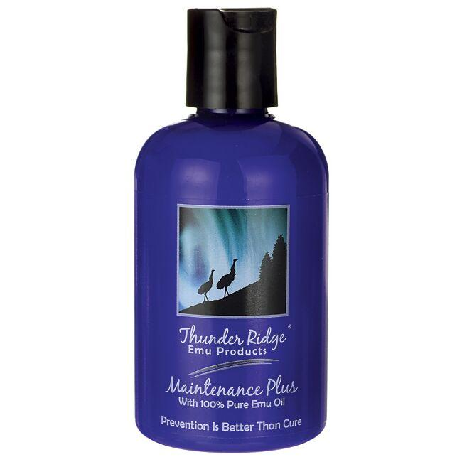 Thunder Ridge Emu ProductsMaintenance Plus with 100% Pure Emu Oil