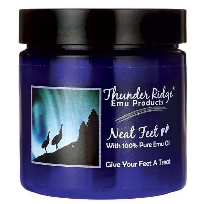 Thunder Ridge Emu Products Neat Feet with 100% Pure Emu Oil