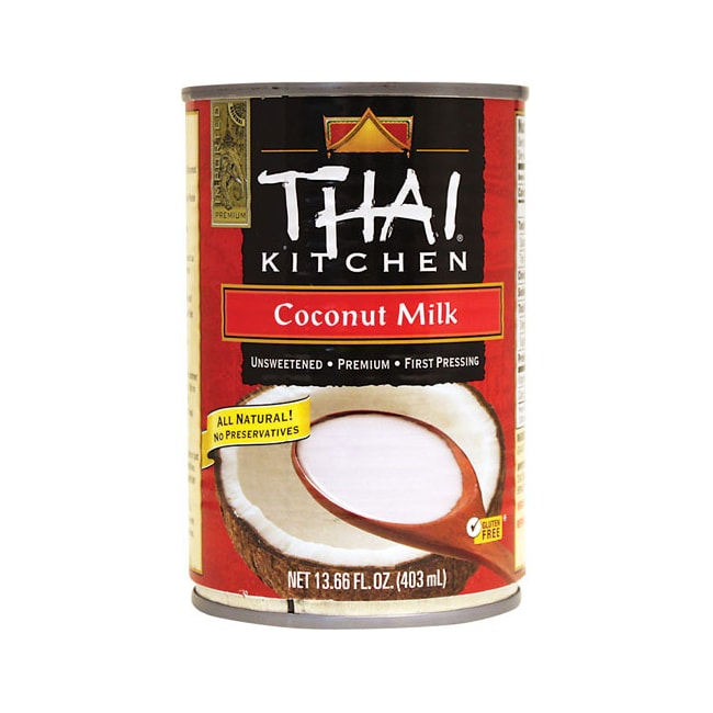 Thai Kitchen Coconut Milk thai kitchen coconut milk 14 fl oz can - swanson health products