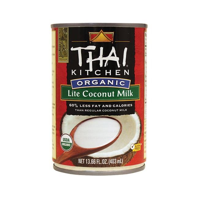 Thai Kitchen Organic Coconut Milk Lite