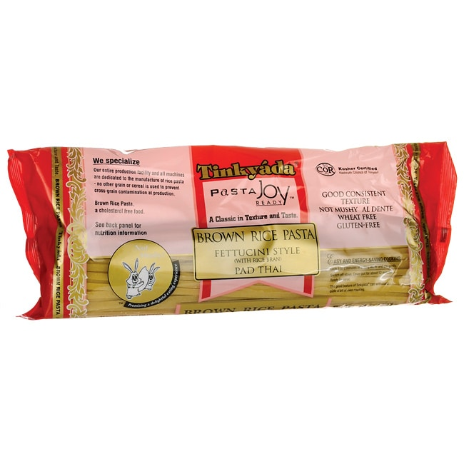 TinkyadaBrown Rice Pasta Fettucini Style