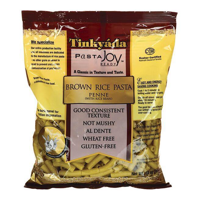 TinkyadaBrown Rice Pasta Penne