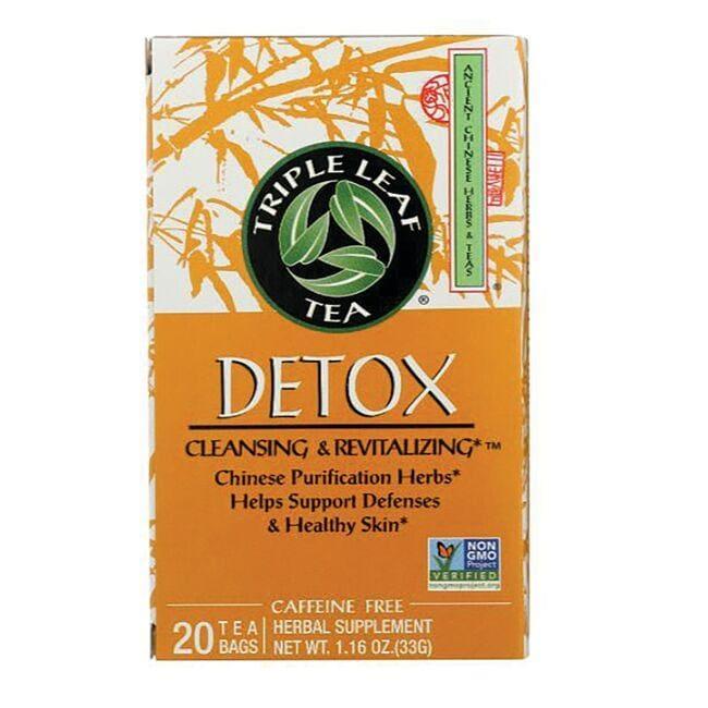 Triple Leaf TeaDetox Tea