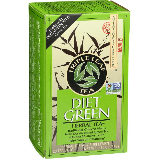 Triple Leaf Tea Diet Green Tea