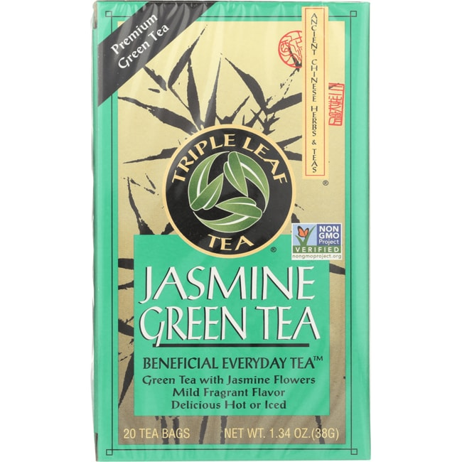 Triple Leaf TeaJasmine Green Tea