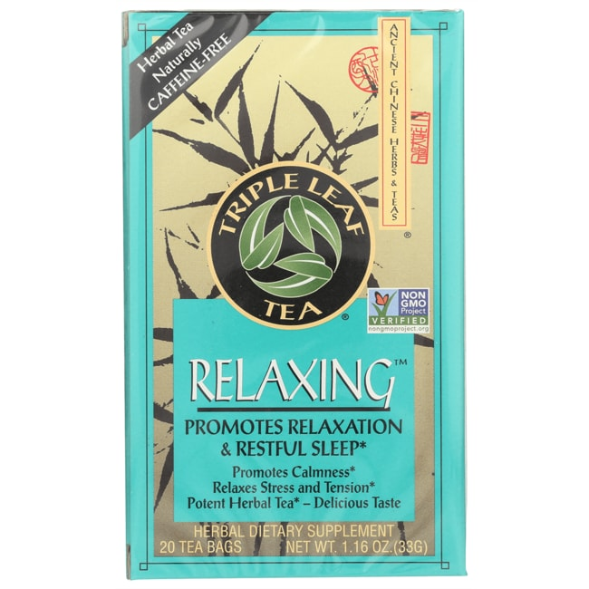 Triple Leaf TeaRelaxing Tea