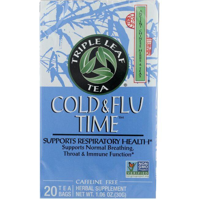 Triple Leaf TeaCold & Flu Time Tea